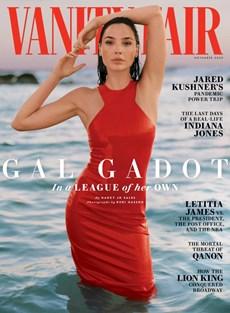 Vanity Fair | 11/2020 Cover