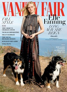 Vanity Fair | 10/2020 Cover