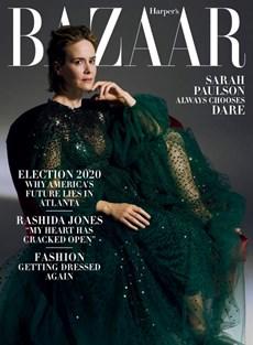 Harper's Bazaar | 10/2020 Cover