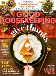 Good Housekeeping | 11/2020 Cover