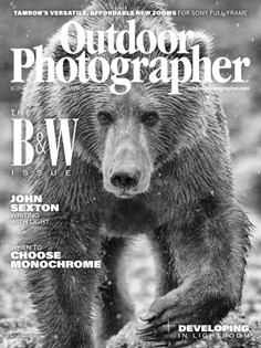Outdoor Photographer   11/2020 Cover