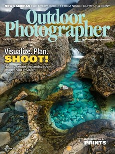 Outdoor Photographer   10/2020 Cover