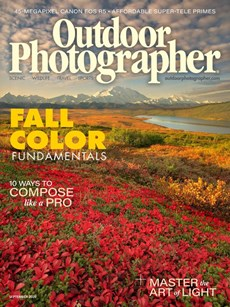 Outdoor Photographer   9/2020 Cover