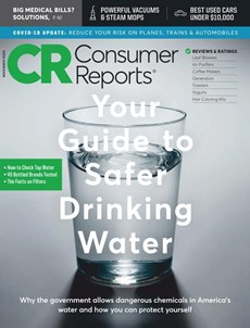 Consumer Reports | 11/2020 Cover