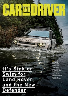 Car And Driver | 11/2020 Cover
