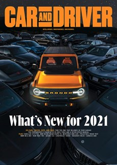 Car And Driver | 10/2020 Cover