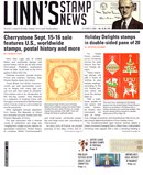 Linn's Stamp News Weekly | 11/2020 Cover