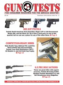 Gun Tests | 11/2020 Cover