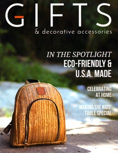 Gifts And Decorative Accessories | 9/2020 Cover