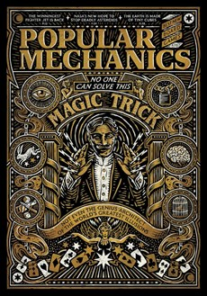 Popular Mechanics   11/2020 Cover