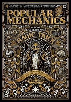Popular Mechanics | 11/2020 Cover