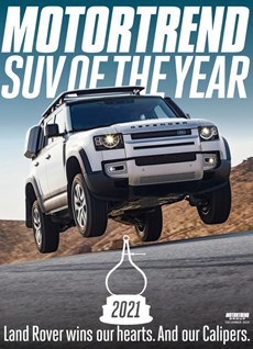 Motor Trend | 12/2020 Cover