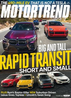 Motor Trend | 11/2020 Cover
