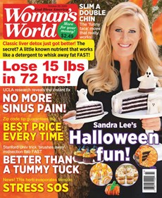 Woman's World   10/2020 Cover