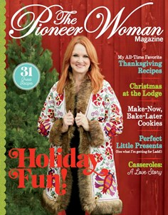 The Pioneer Woman | 12/2020 Cover