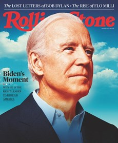 Rolling Stone | 11/2020 Cover
