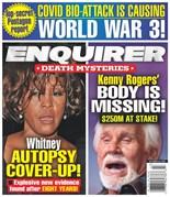 National Enquirer | 10/2020 Cover