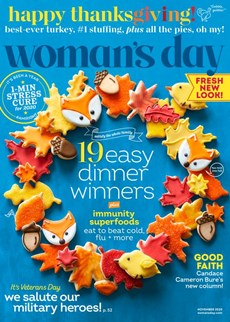 Woman's Day   11/2020 Cover