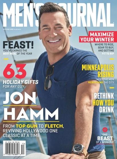 Men's Journal | 11/2020 Cover