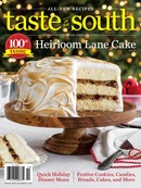 Taste of the South | 11/2020 Cover