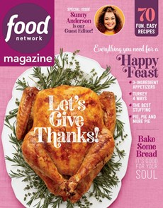 Food Network | 11/2020 Cover
