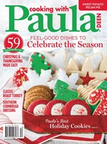 Cooking With Paula Deen | 11/2020 Cover