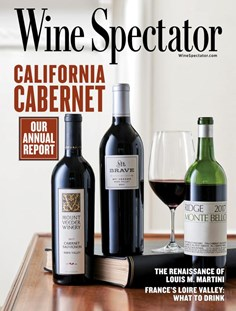 Wine Spectator | 11/2020 Cover