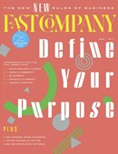 Fast Company | 10/2020 Cover
