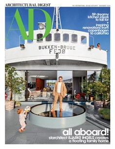Architectural Digest | 11/2020 Cover