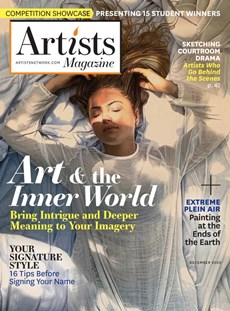 Artists | 12/2020 Cover