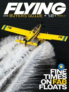 Flying   11/2020 Cover