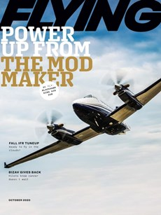 Flying   10/2020 Cover
