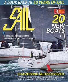 Sail | 10/2020 Cover