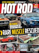 Hot Rod | 12/2020 Cover