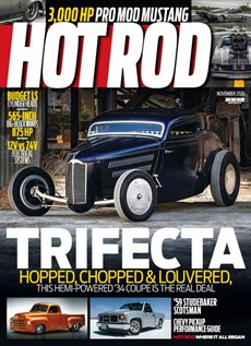 Hot Rod | 11/2020 Cover