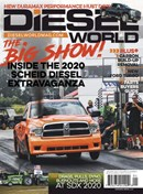 Diesel World | 1/2021 Cover