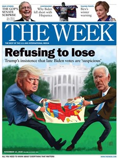 The Week | 11/2020 Cover