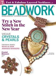 Beadwork   12/2020 Cover