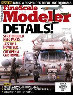 Finescale Modeler | 12/2020 Cover