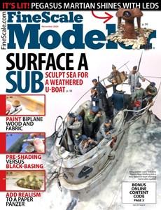 Finescale Modeler | 11/2020 Cover