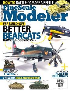 Finescale Modeler | 10/2020 Cover