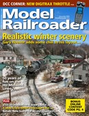 Model Railroader | 12/2020 Cover