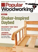 Popular Woodworking | 11/2020 Cover