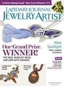 Lapidary Journal Jewelry Artist | 11/2020 Cover