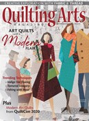 Quilting Arts | 10/2020 Cover