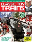 Classic Toy Trains | 12/2020 Cover