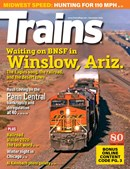 Trains | 12/2020 Cover