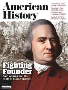 American History | 10/2020 Cover