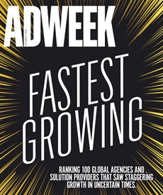 Adweek | 10/2020 Cover
