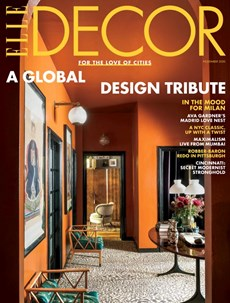 ELLE DECOR | 11/2020 Cover
